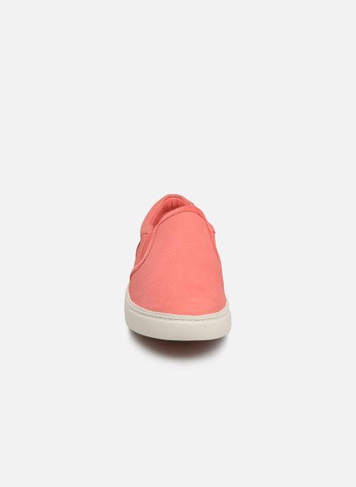 Sneakers Clarks Glove Puppet Pink se skoene på
