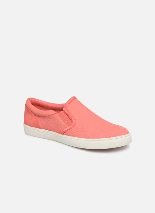 Sneakers Clarks Glove Puppet Pink detaljeret billede af skoene