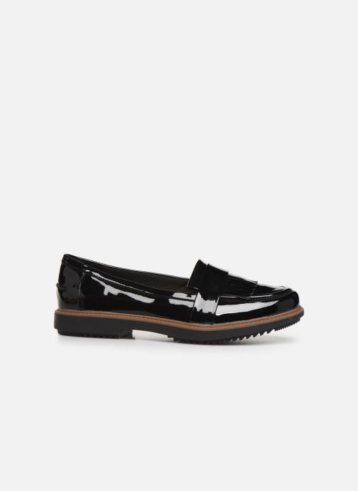 Mocassini Clarks Raisie Theresa Nero immagine posteriore