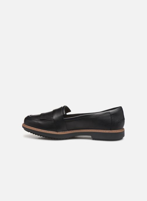 Mocassins Clarks Raisie Theresa Noir vue face