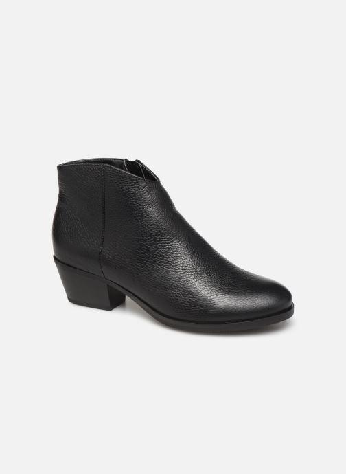 Boots en enkellaarsjes Clarks Mila Myth Zwart detail