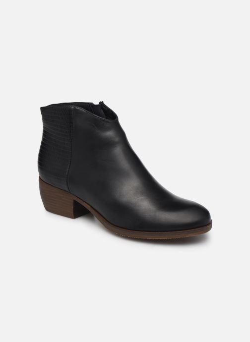Bottines et boots Clarks Mila Myth Noir vue détail/paire