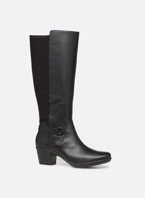Laarzen Clarks Emslie March Zwart detail