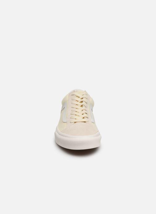 Baskets Vans Style 36 (Vintage Sport) Blanc vue portées chaussures