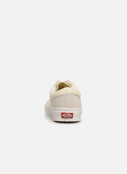 Trainers Vans Style 36 (Vintage Sport) White view from the right