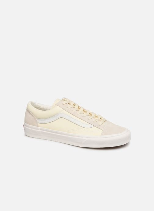 Trainers Vans Style 36 (Vintage Sport) White detailed view/ Pair view