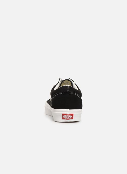 Trainers Vans Style 36 (Vintage Sport) Black view from the right