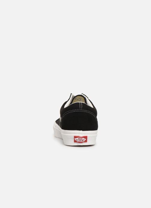 Sneaker Vans Style 36 (Vintage Sport) schwarz ansicht von rechts