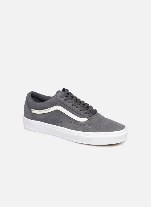 Sneakers Vans Old Skool (Soft Suede) Grigio vedi dettaglio/paio