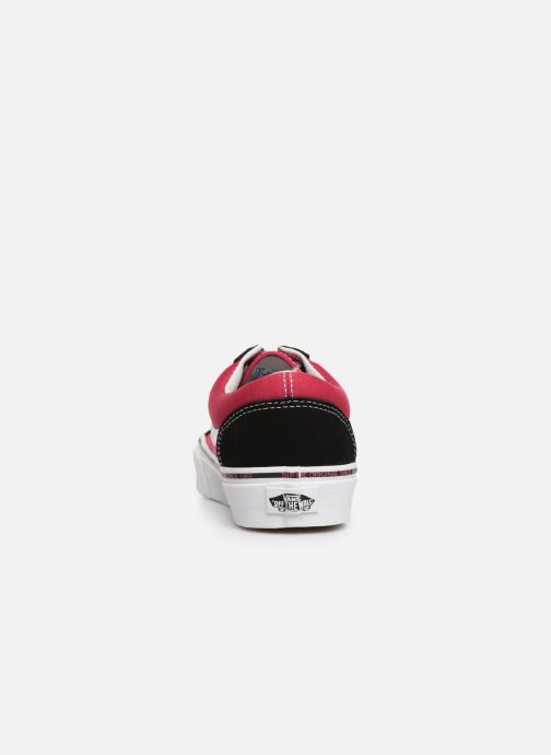 Trainers Vans Style 36 W Pink view from the right