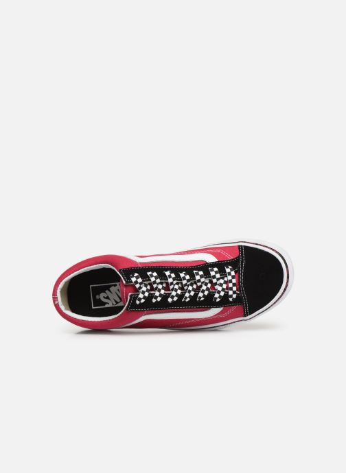 Trainers Vans Style 36 W Pink view from the left