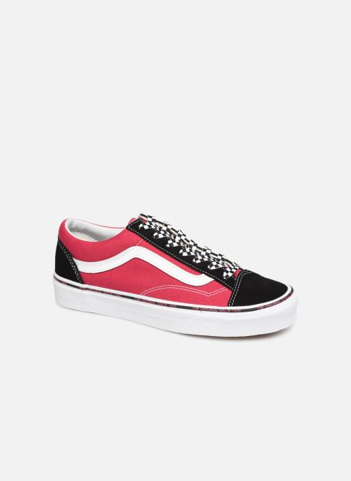 Trainers Vans Style 36 W Pink detailed view/ Pair view