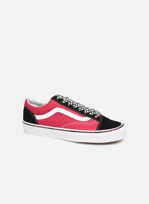 Trainers Vans Style 36 Pink detailed view/ Pair view