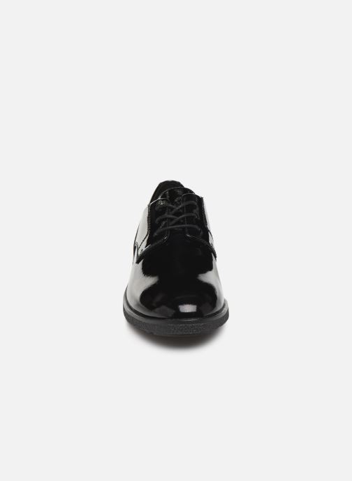 Chaussures à lacets Clarks Griffin Lane Noir vue portées chaussures