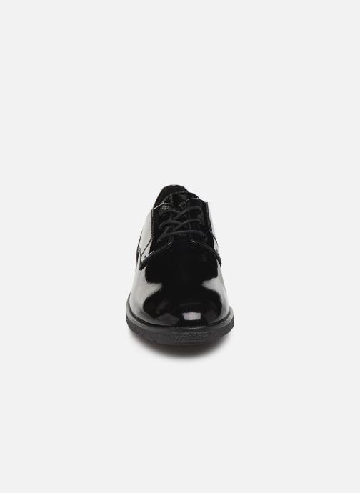 Zapatos con cordones Clarks Griffin Lane Negro vista del modelo