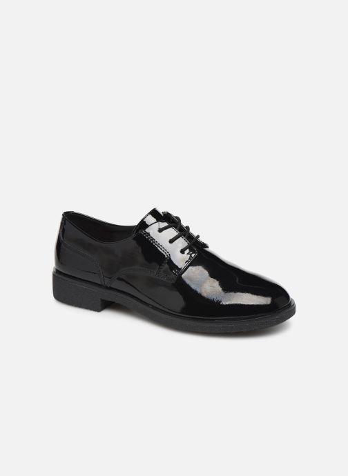Chaussures à lacets Clarks Griffin Lane Noir vue détail/paire
