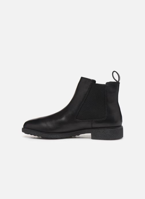 Bottines et boots Clarks Griffin Plaza Noir vue face