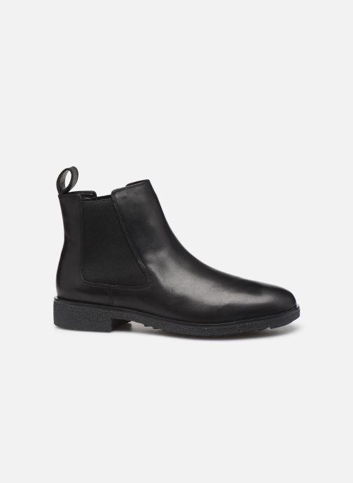 Bottines et boots Clarks Griffin Plaza Noir vue derrière
