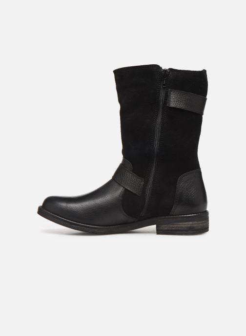 Bottines et boots Clarks Demi Flow Noir vue face
