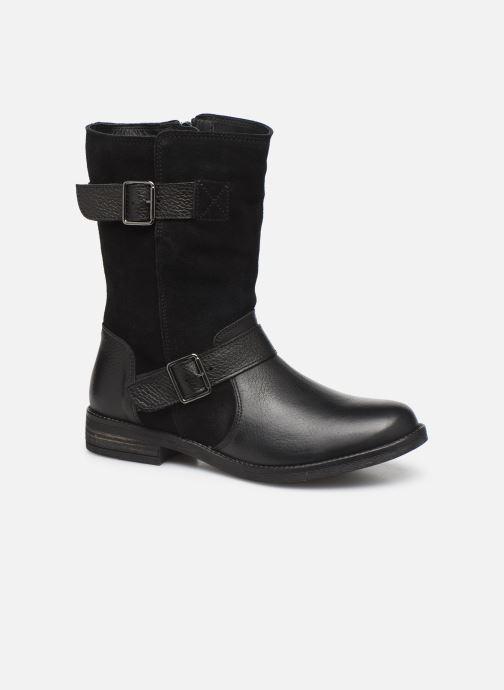 Bottines et boots Clarks Demi Flow Noir vue détail/paire