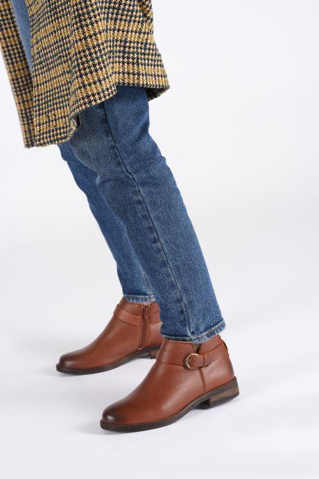 Boots en enkellaarsjes Clarks Demi Tone Bruin onder