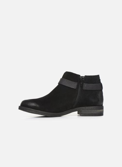 Sarenza400099 Demi Clarks TonenoirBottines Et Chez Boots Nwm08nv
