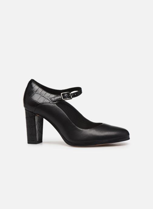 Zapatos de tacón Clarks Kaylin Alba Negro vistra trasera