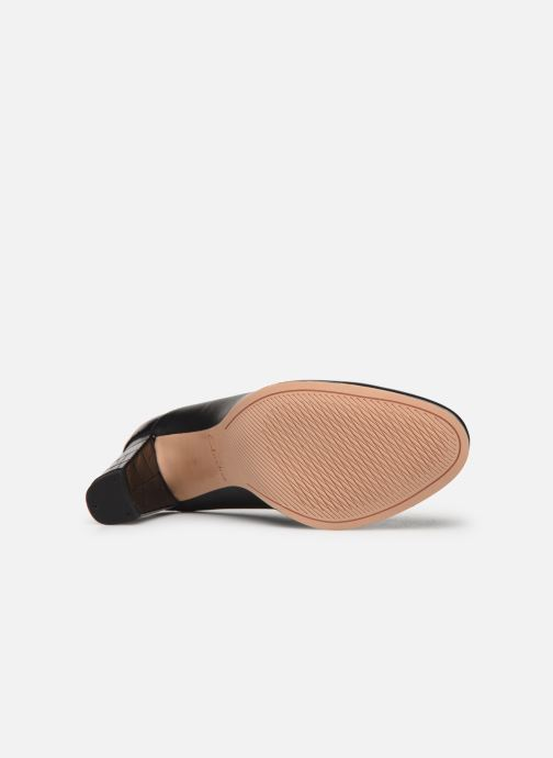 Zapatos de tacón Clarks Kaylin Alba Negro vista de arriba