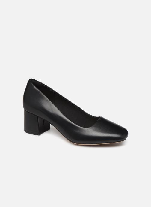 Zapatos de tacón Clarks Sheer Rose Negro vista de detalle / par