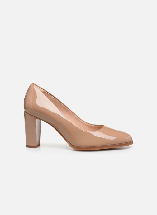 Zapatos de tacón Clarks Kaylin Cara Rosa vistra trasera
