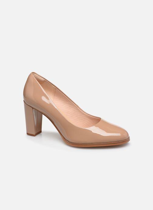Zapatos de tacón Clarks Kaylin Cara Rosa vista de detalle / par
