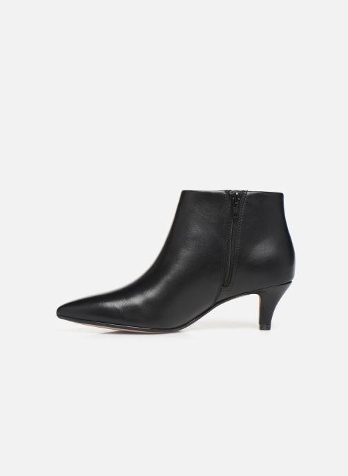 Bottines et boots Clarks Linvale Sea Noir vue face