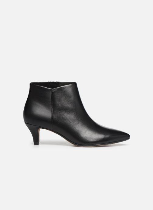 Bottines et boots Clarks Linvale Sea Noir vue derrière