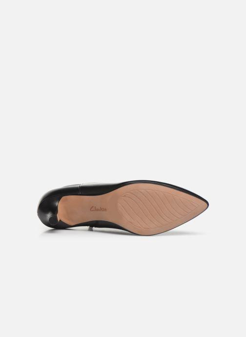 Boots en enkellaarsjes Clarks Linvale Sea Zwart boven