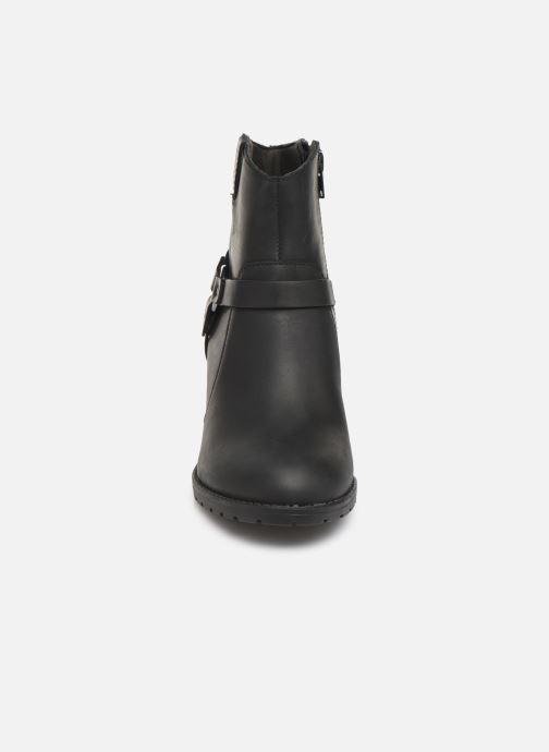 Boots en enkellaarsjes Clarks Verona Rock Zwart model