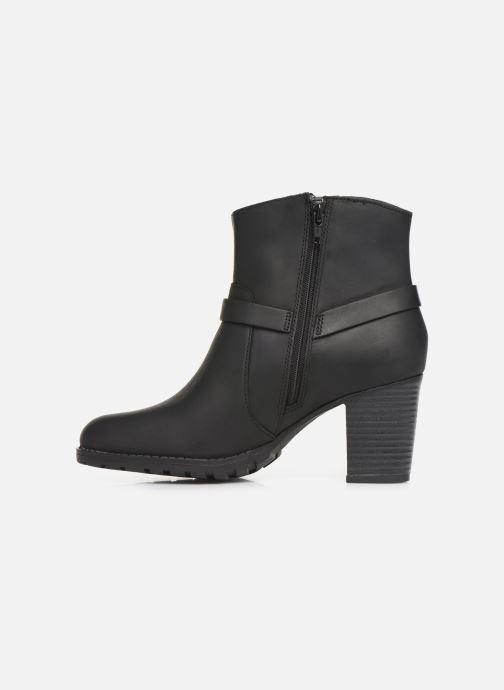 Boots en enkellaarsjes Clarks Verona Rock Zwart voorkant