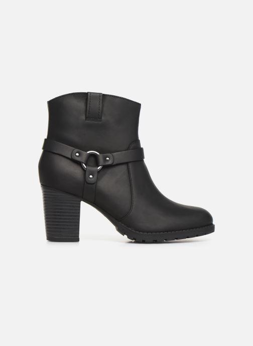 Boots en enkellaarsjes Clarks Verona Rock Zwart achterkant