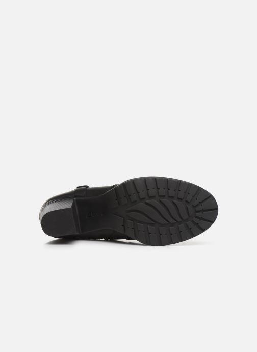 Boots en enkellaarsjes Clarks Verona Rock Zwart boven