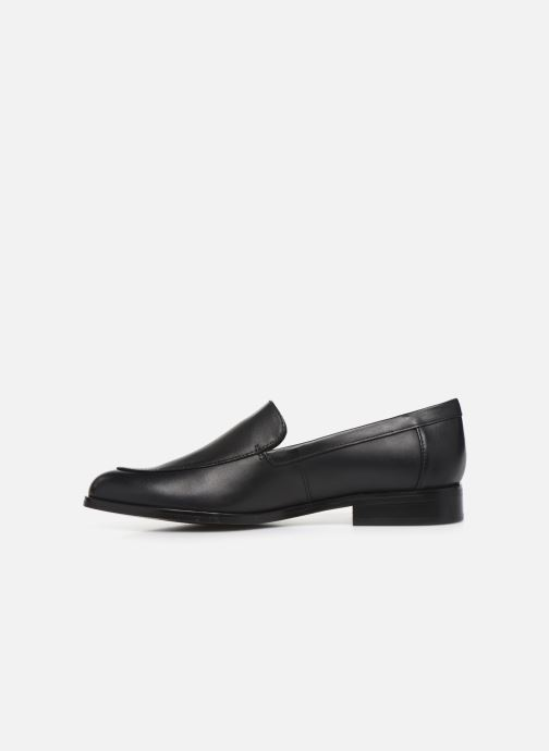 Mocassins Clarks Bizzy Dawn Noir vue face