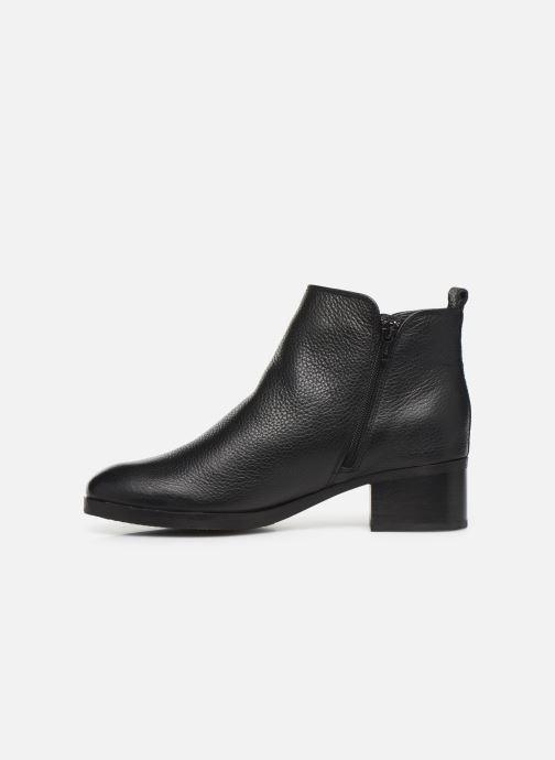 Stiefeletten & Boots Clarks Mila Sky schwarz ansicht von vorne
