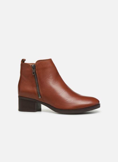 Bottines et boots Clarks Mila Sky Marron vue derrière