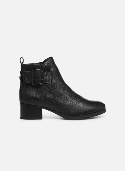 Bottines et boots Clarks Mila Charm Noir vue derrière
