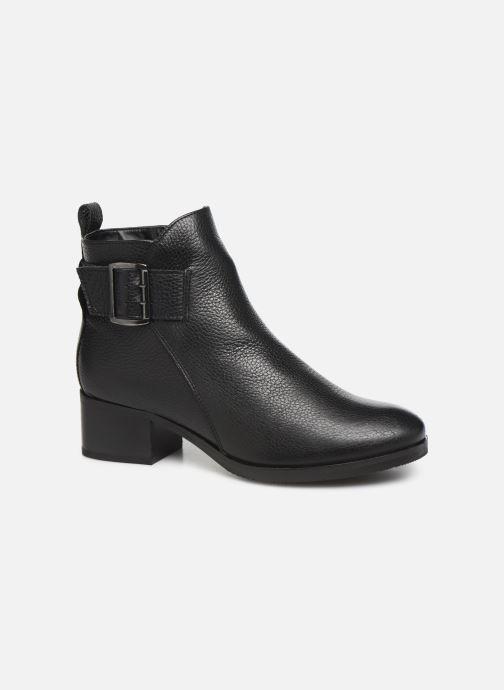 Bottines et boots Clarks Mila Charm Noir vue détail/paire