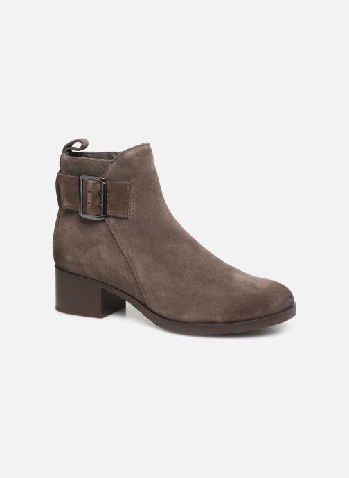 Bottines et boots Clarks Mila Charm Marron vue détail/paire