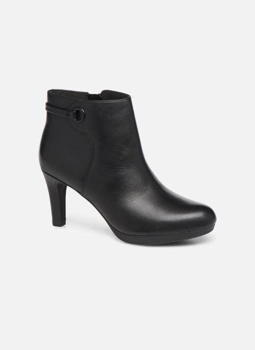 Bottines et boots Clarks Adriel Mae Noir vue détail/paire