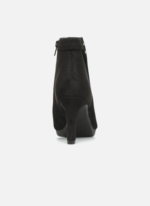 Bottines et boots Clarks Adriel Mae Noir vue droite