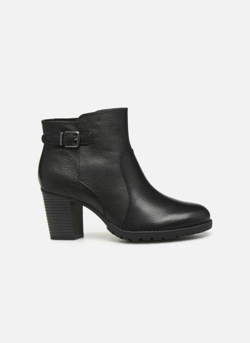 Bottines et boots Clarks Verona Gleam Noir vue derrière