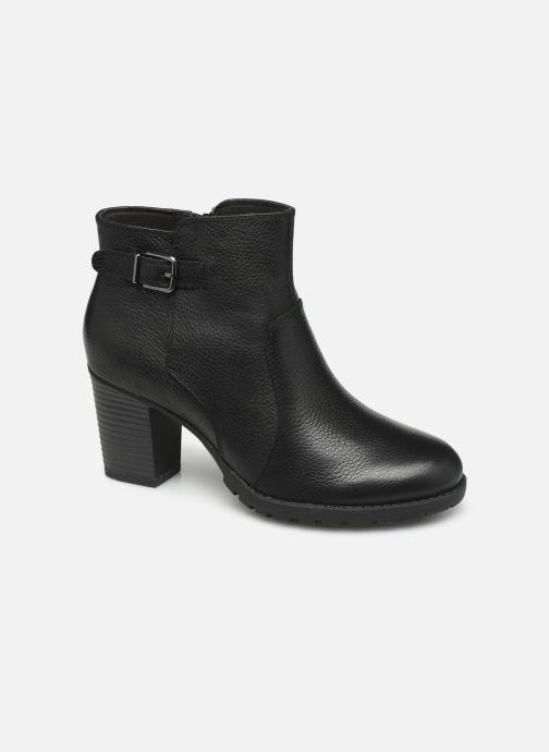 Bottines et boots Clarks Verona Gleam Noir vue détail/paire