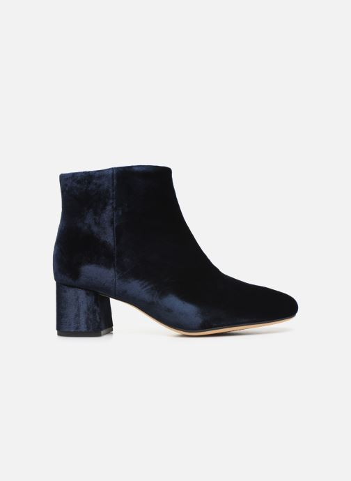 Bottines et boots Clarks Sheer Flora Bleu vue derrière