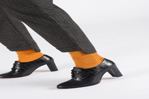 Bottines et boots Clarks Kaylin Ida Noir vue bas / vue portée sac